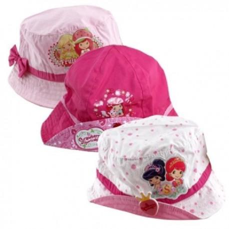 GIRLS STRAWBERRY CAKE HAT