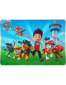 Paw Patrol girls boys place/dinner mat