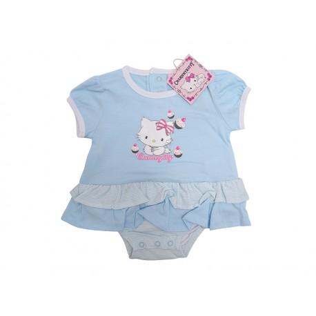 Baby Girls Charmmy Kitty Bodysuit