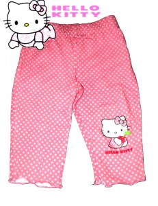 BABY GIRLS HELLO KITTY LEGGINGS