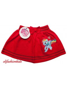 My Little Pony Rainbow Dash Girls Skirt