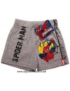 Marvel Spiderman Short Pants