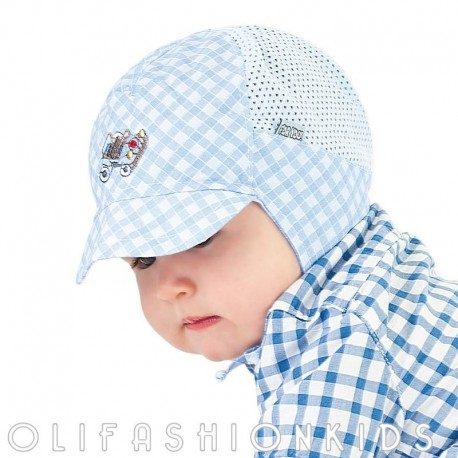Baby boys cotton summer hat