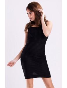 EMAMODA DRESS - BLACK 12017-2