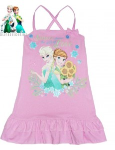 Disney Fozen fever dress