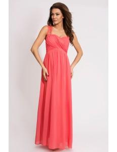 EVA & LOLA DRESS - Watermelon 9711-3