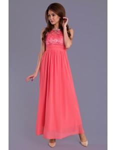 EVA & LOLA dress- Watermelon 7815-6