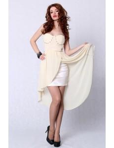 4207-1 Dress - cream