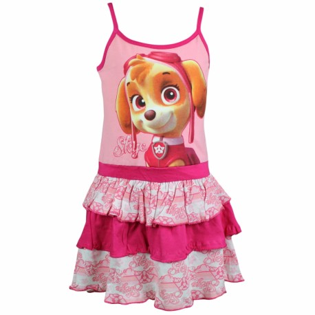 Paw Patrol Skye dress