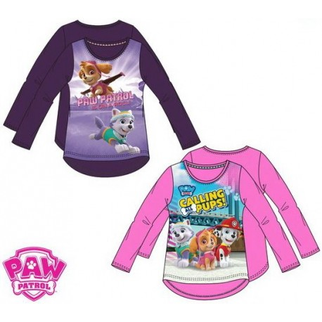 Paw Patrol Skye & Everest long sleeve T shirt