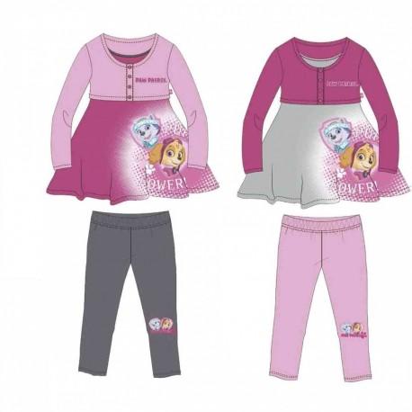 Paw Patrol Girls trousers & Tunic set