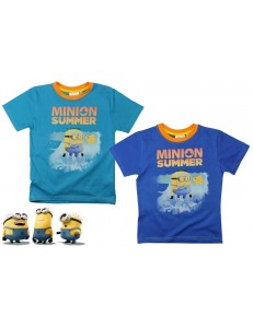 Minions Summer  t shirt
