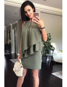 Frills dress